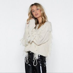 Chunky knit sweater Nasty Gal